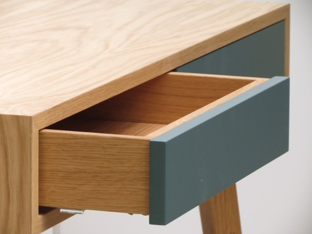 Bespoke Console Table, Inchyra Blue