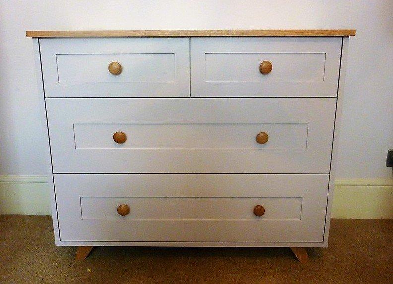 Bespoke Bedroom Furniture, Freestanding Drawers, Bedroom Drawers