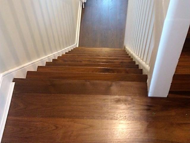 Walnut Stairs, South London, Croydon, Bromley